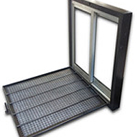 INSTA Shipping Container Window (1 unit)