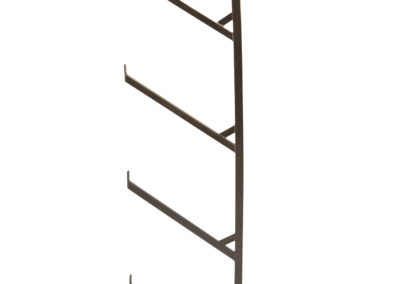 Shipping Container Shelving Pipe Racks