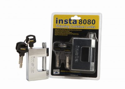 Shipping Container INSTA Sobo Block Lock (1 unit)