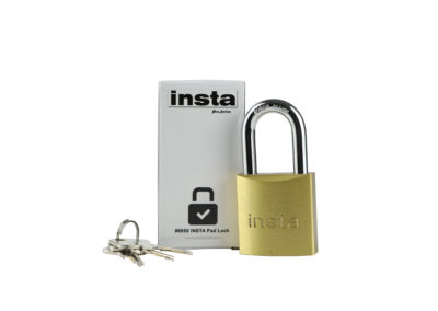 Shipping Container INSTA Pad Lock