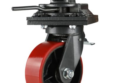 Shipping Container 3″ Swivel Caster Wheel Set (4 units)