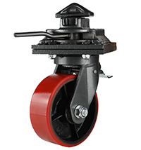 Shipping Container 8″ Swivel Caster Wheel Set (4 units)
